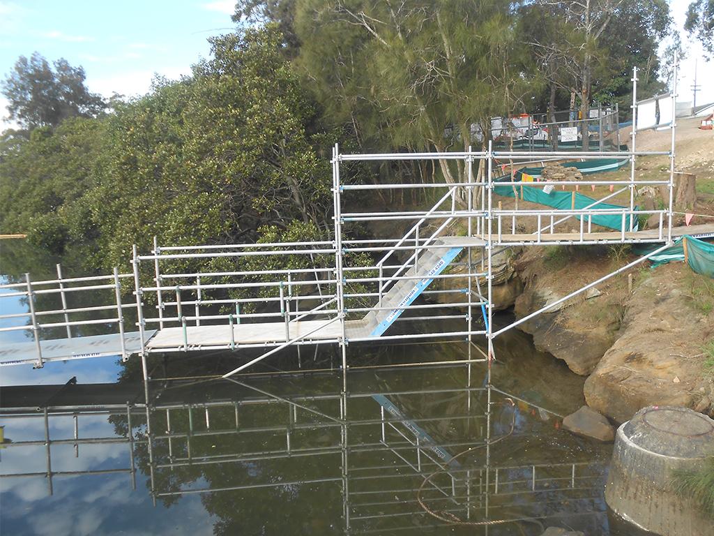 Sydney Uni Boat Shed