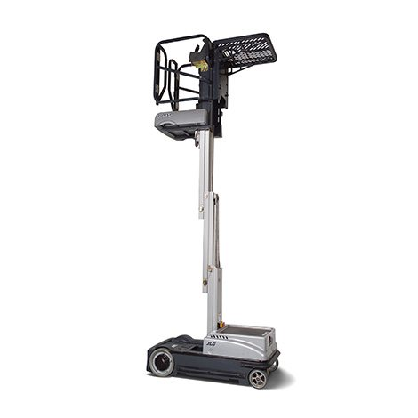 Mobile Vertical Lift - Access Equipment for Hire - Aluminium Scaffolds